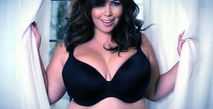 Ashley Stewart Butterfly Bra