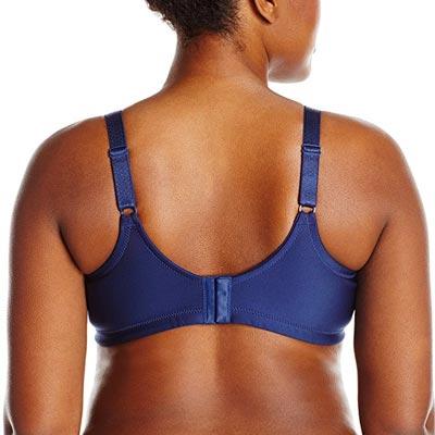Vanity Fair 71380 best wireless bras back
