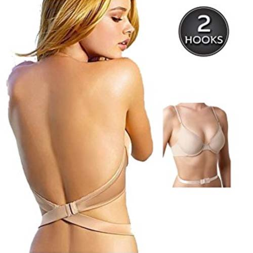 coco low back bra converter