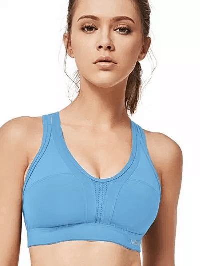 Yvette High Support Padded Strappy Sports Bras