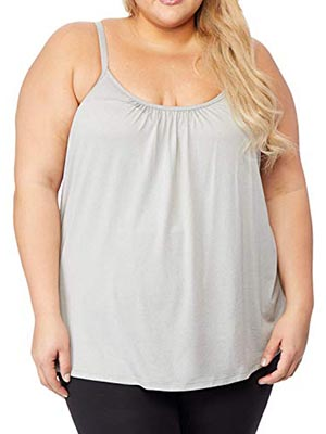 32 DEGREES Women's Plus-Size Relaxed Cami