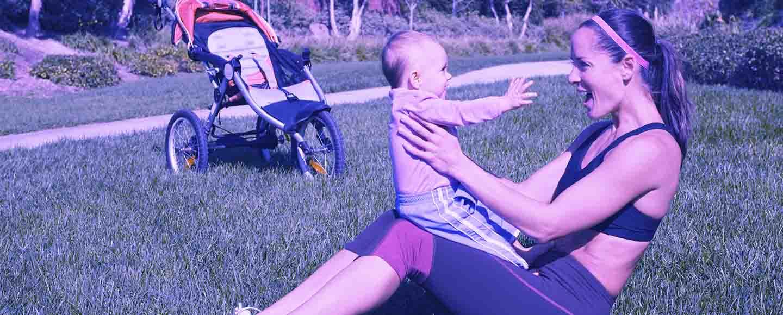 Best Sports Bra for Nursing Moms