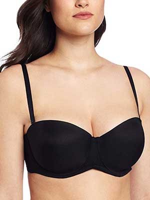 Carnival Seamless Seven Way Convertible Bra