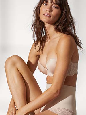 H&M Strapless Super Push-Up Bra