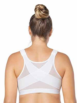 Leonisa Perfect Wireless Adjustable Corrector Bra