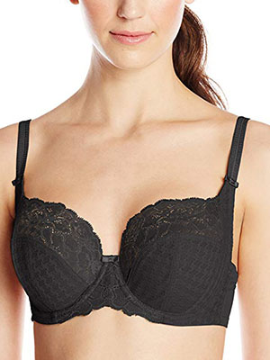 Panache Women's Envy Stretch Lace Full-Cup Bra