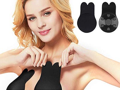 Silicone Secret Bra with Silicone Nipple Covers