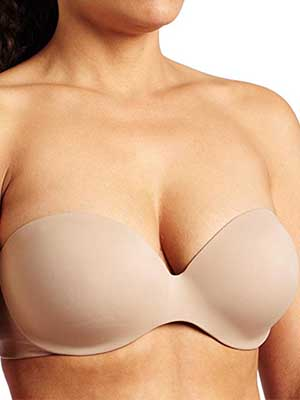 Warner's This is Not a Bra Strapless Bra