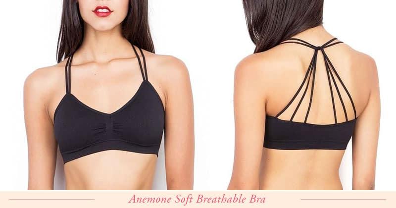 Anemone Soft Breathable Bra