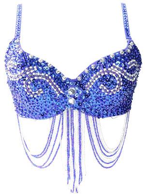 belly dance bra