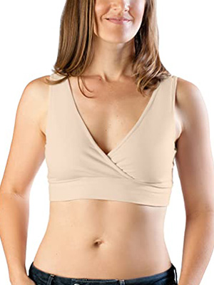 Kindred Bravely Extra Soft Organic Cotton Bra