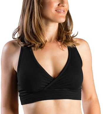 Kindred Bravely French Terry Racerback Nursing Sleep Bra