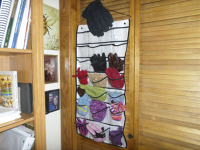 Misslo Hanging Closet Dual-Sided Organizers – 14 Pockets