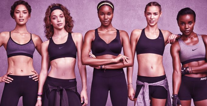 sports bras with back clasp