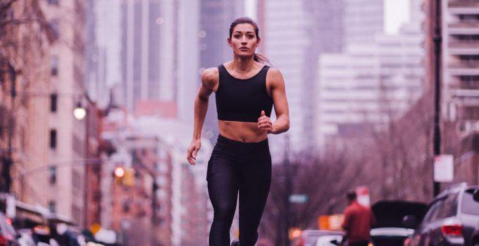 best compression sports bra
