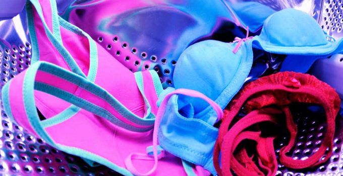 How to Clean a Bra