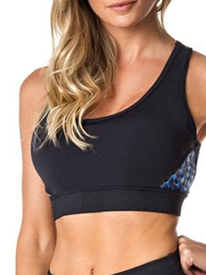 emma women's sports bra