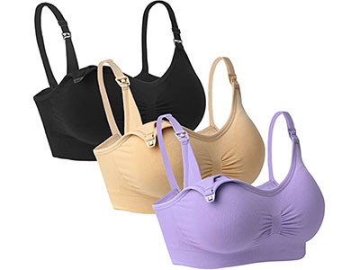Best Nursing Bras for Large Breasts