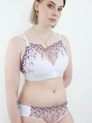 Ellice Lydia's Mae Bralet (Cute and Casual)