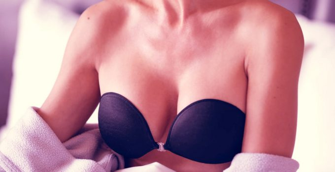 How to Choose a Bra for Saggy Breasts