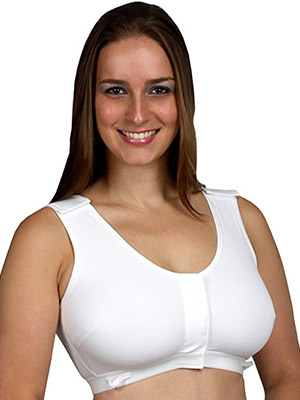 Gentle Touch Post-Surgical Surg-Ease Bra