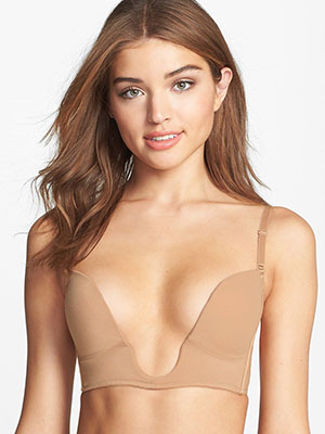 Plunge Bras (Wear with Low Neck Tank Tops)