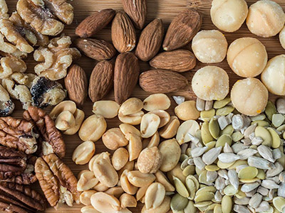 nuts and oil seed