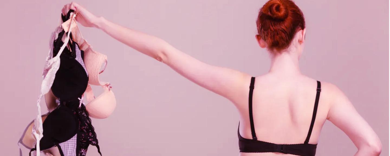 how long should you wear a bra before washing it