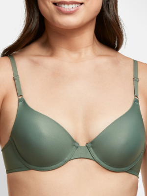 Maidenform Women's One Fab Fit Lightly Lined Underwire T-shirt Bra