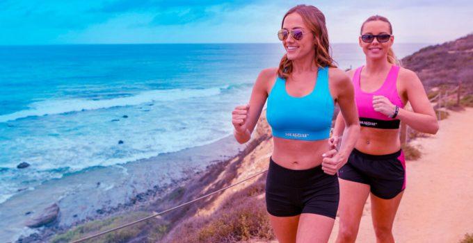 best moisture wicking sports bra hiking