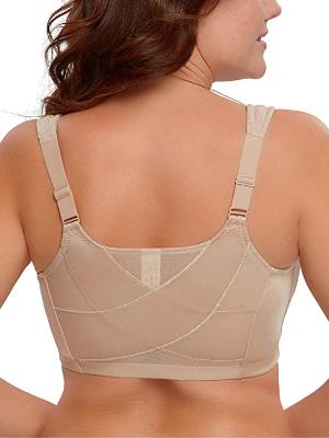 HACI Women's Front Closure Posture Bra